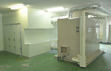 Dry Room System