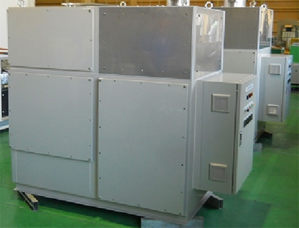 High-performance outdoor air processing unit